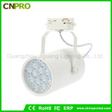 LED Track Light Fabricant Supply 12W Surface monté Down Lights