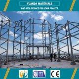 Дешевые стальные структуры строительных работ в Африке