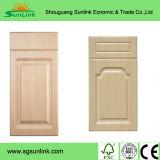 Береза деревянные кухонные двери распределительного шкафа для Вилла