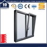 알루미늄 Windows를 그물로 잡는 열 틈 여닫이 창 검열