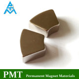 Магнит дуги N42m R47xr37X5.1 постоянный с материалом NdFeB магнитным