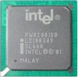 Chipsets (FW82801DB, SL6DM, NH82801DB)
