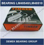최신 인기 상품 Timken 인치 테이퍼 롤러 베어링 Lm48548/Lm48510 Set93