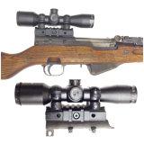 Óptica do vetor Tsyklon 4X32 Sks Rifle Scope Svd Reticle Ajuste direto da torreta