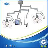 Nuovo indicatore luminoso di teatro chirurgico Shadowless montato di disegno soffitto LED con Ce (SY02-LED5+5-TV)