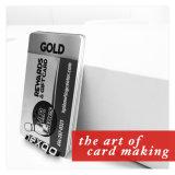 [لوو بريس] بيع بالجملة [متّ] لامعة [فروستد] إنجاز [بفك] بلاستيكيّة هبة بطاقة مع رقاقة