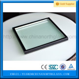 стекло 5+12A+5mm Низкое-E изолированное для парника, Windows, ненесущей стены