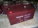 Batterie de missile air-sol de haute performance pour le système solaire 200ah 12V