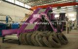 Линии переработки шин и давление в шинах машины по утилизации отходов переработки шин линии