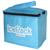 Sacchetto freddo all'ingrosso personalizzato dell'isolamento del pacchetto di ghiaccio delle torte di luna dello Snowy