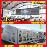 Blanc chapiteau Arcum tente pour la cérémonie de la marque 1000 personnes places Guest