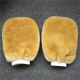 Перчатка мытья шерстей Carpro 100% вспомогательного оборудования автомобиля детализируя
