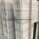 Atenas de chino /losa de mármol de madera blanca