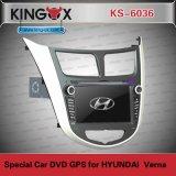 GPS van de auto DVD voor Hyundai Verna
