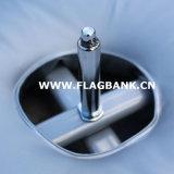 Base trasversale pieghevole economica di 68 x di 82 cm con il rotatore fisso