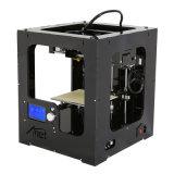 Assemblea del kit della stampante dello scrittorio 3D con i filamenti di ABS/PLA