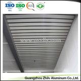 Plafond van het Schot van het aluminium het U-vormige voor de Decoratie van de Techniek