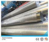 Pipe sans joint Polished de précision d'acier inoxydable d'ASTM 316L