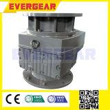 Redutor de velocidade helicoidal Caixa de velocidades em linha Motor de redução com engrenagens helicoidais Motor único Caixa de engrenagens helicoidais