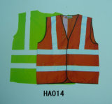 Safety riflettente Vest con en 20471
