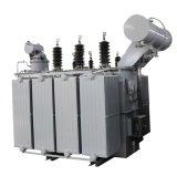 Transmissão de potência 35~110kv de alta tensão/fornalha abaixadora transformador da distribuição