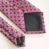 Impression écran satin 100% Polyester Private Label Men's Liens Custom