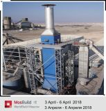 Chaîne de production de poudre de gypse fournisseur avec l'ingénierie de qualité