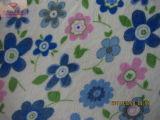 Printting Velboa flores coloridas (HZS--00157)
