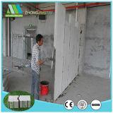 100% ambiental nenhum painel de parede composto impermeável do sanduíche do cimento do asbesto
