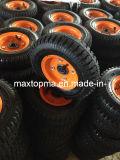 250-4 Maxtop Handtruck 압축 공기를 넣은 고무 바퀴