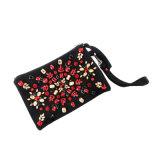 Geschenk LC-042 für Handtasche-Form-Abend-Beutel-Frauen-Kosmetik-Beutel der Dame-Shiny Crystal Rich Ladys