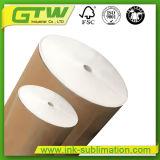 Rollo Jumbo 55 gramos, 60 gramos y 70 gramos, 75g/m, 80g/m² papel de la sublimación de secado rápido