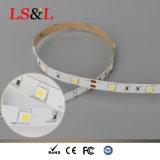 lumière de bande flexible de allumage de Ledstrip de la décoration 5050 de 30LEDs/M