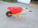 Trole do carro do carrinho de mão de roda do Wheelbarrow Wb0201