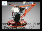 30inch vouwbare Troffel gyp-430 van de Macht van de Motor van Honda van de Benzine Concrete Scherpende