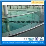 Vlak/boog Gekleurd of Duidelijke 3mm, 4mm, 5mm, 6mm, 8mm, 10mm, 12mm, 15mm, 19mm China maakten Glas aan