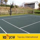 Suelos de deportes de pista de tenis portátil Ci-1002