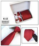 Concevoir la relation étroite en fonction du client du polyester des hommes réglée (K14/15/16/17)