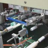 Máquina suave automática de Serigrafia de los tubos