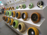 Custom чугунные колеса с и без каучуков