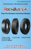 Trailer / Light Truck Tire / Us (11-22.5 1000-2012PR 14PR, 8-14.5 7.50-17, 750-16, 7.00-15)