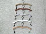 Естественная вешалка древесины бука цвета для нижнего белья/юбки с зазубринами