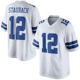 Le football Jersey de cowboy de chemise du football de logo personnalisé par vente chaude