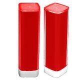 Banco portable Lápiz-Shaped de la energía, capacidad 2600mAh (KT021Red)