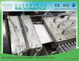 プラスチックPVC/UPVCの天井のプロフィールの放出および作成機械