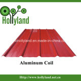 Bobina de alumínio de revestimento PE(Alc1104