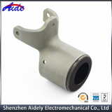 Peça de metal de alumínio da maquinaria do CNC do OEM para a automatização