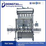 Automatische niedrige der Verbrauchs-Kolben-Soße-/Pasten-6 Hauptfüllmaschine