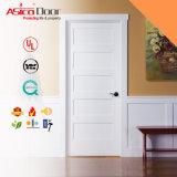 Porte en bois massif pour entrée Certification Fsc Porte en bois dur Porte intérieure