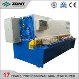주문을 받아서 만들어진 유압 그네 광속은 CNC QC12K-12X3200를 깎는다